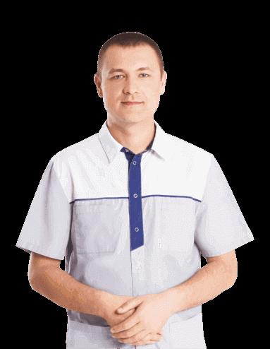 Наухацкий Максим Алексеевич